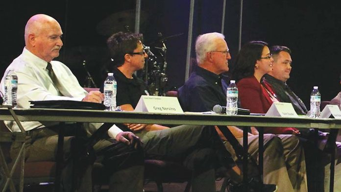 City Council Candidates Outline Visions For Growth, More